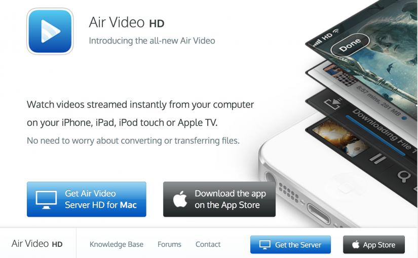 Air Video Server HD for Linuxのちょっとしたメモ(実質systemdばなし)